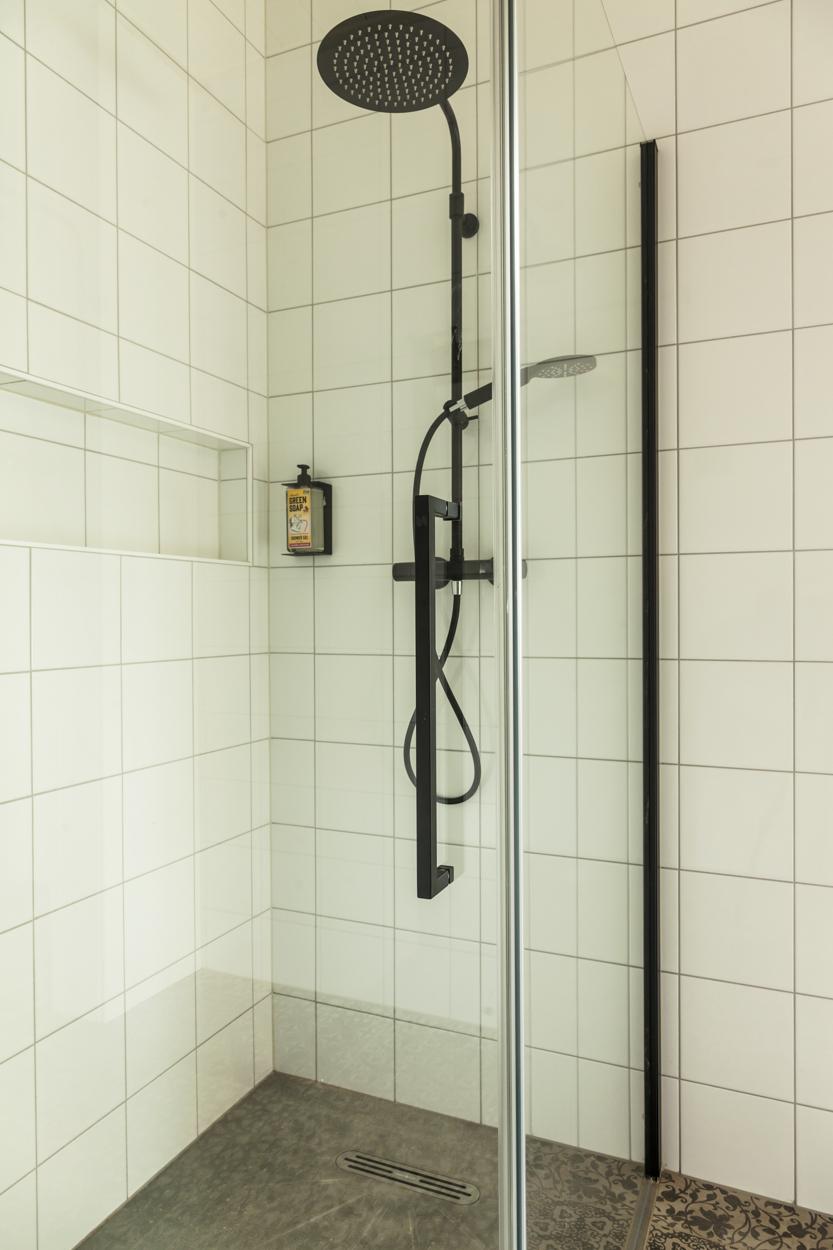 kamer ton douche